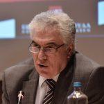 Ο Αθανάσιος Ράντος είναι Αντιπρόεδρος του Συμβουλίου της Επικρατείας.