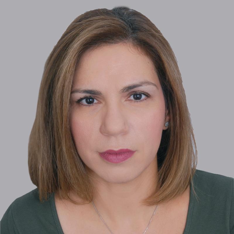 Επίκουρη Καθηγήτρια του Τμήματος Δημόσιας Διοίκησης του Παντείου Πανεπιστημίου Κοινωνικών και Πολιτικών Επιστημών.