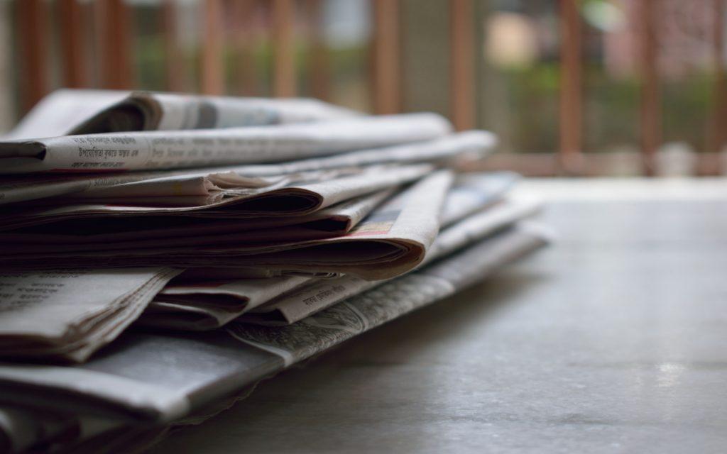 Χαράλαμπος Ανθόπουλος: Δημοσιογραφία και Δημοκρατία